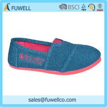 Soft design hot sales red bottom shoe