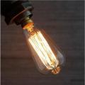 Massa de abastecimento de estoque ST64 esquilo gaiola decorativos lâmpadas de filamento
