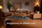 2014 most popular indoor livingroom rattan sofa
