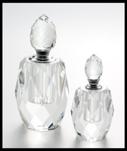 Crystal Perfume Bottle Factory Customize Perfume Bottle Design Cheap Price