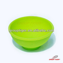 Best selling food grade silicone bowls for cookware