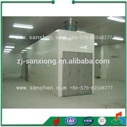 Sanshon SSJ Tunnel Fruit dehydration, Vegetable dewatering and Vegetable Dryer
