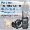 300M LCD Remote Control Electric Shock Dog Training E-Collar