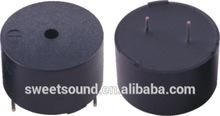 dongguan alarm electromagnetic buzzer 25mm 12V door lock buzzer