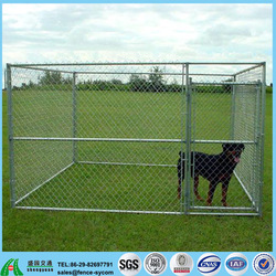 hot sale outdoor wire mesh large dog fence cage