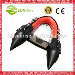 CE Rigid Aluminum PVC Inflatable Boat Dealers 480