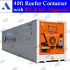 BV GL Certified new 20ft 40ft refrigerated container for sale