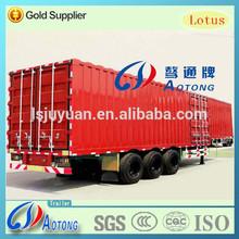 Exportação van/reboque de carga( volume e plataforma opcional)