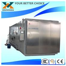 Mushrooms sterilization equipment with high-pressure