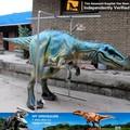 Mi- dino dinosaurio barney traje de la mascota