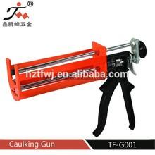 Tf-g001aluminum pistolet à calfeutrer / peinture en aérosol graffiti