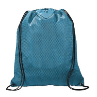 Non woven backpack bag, cheap drawstring backpack