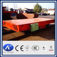 KPX electric transfer rail car with storage battery