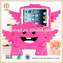 Angel Design Standing Kids safe EVA Hard Tablet Case Plastic