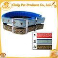 accessori per animali da compagnia prodotto fatto a mano collari per cani impermeabile