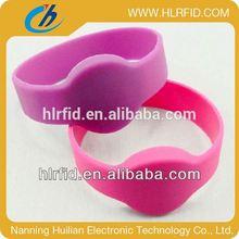 Adjustable Custom Waterproof Silicone Smart Wristband alibaba china healthcare rfid wristbands