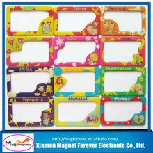2014 Top Sell new photo insert acrylic fridge magnet