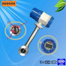 China BOOCCA clamp type, plug-in,flange vortex flow meter