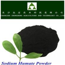 Organic Fertilizer----Sodium Humate Powder for Fish Farming
