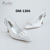 wholesale large size ladies bridal wedding shoes for women