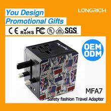 LongRich alibaba high power usb adapter special design world gift premium