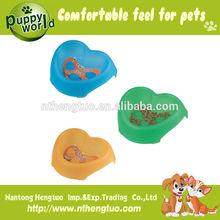 Hot Sale Dog Feeder Pet Bowl /adjustable cat food bowls