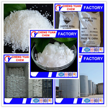 caustic soda certificate of analysis / caustic soda beads