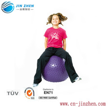 pvc eco back massage ball