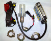 HID xenon Headlight Conversion KIT for motorcycle normal ballast