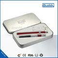 Produtos de venda quentes colorido smokeing hookah BUD-DEX forma de tubo cigarro eletrônico