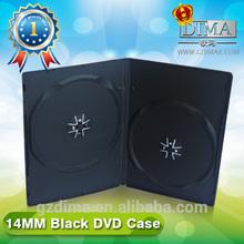 custom 14mm dvd case high quality
