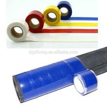 Heat resistant PVC self fusing silicone rubber rescue repair tape for hose/pipe repair