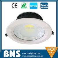 Hot selling 15 watt recessed led mini downlight