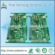 custom electronic turnkey solution pcb &pcba design fabrication in China,shenzhen