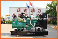 Chongqing diesel generator set in Cummins Engine Made In China