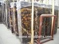 sıcak satış siyah ve altın Afganistan altın portoro mermer taş