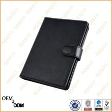 13.3inch tablet pc leather keyboard case for samsung galaxy note 4 case