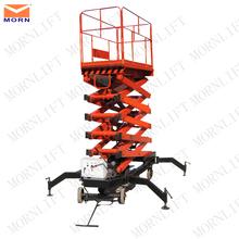 10m mobile Hydraulic 12v hydraulic lift