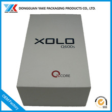 popular storage paper box packaging for hot sales