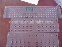 Polycarbonate CNC machining silkscreen with proper techniques