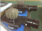 R72 pinion gear work with slewing ring