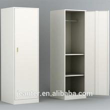 Chinese Manufacturer Wardrobe Cabinet/Steel Wardrobe Closet/Modern Design Bedroom Furniture Wardrobe