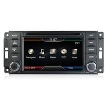 Car DVD Player for Jeep Grand Cherokee navigation