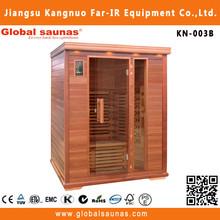 Far infrared seks tv sauna room KN-003B