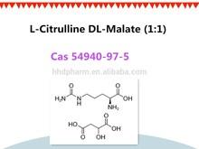 Sports nutritions ///L-Citrulline DL-Malate (1:1) Cas 54940-97-5