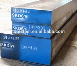 Hot Work Tool Steel H13/1.2344/SKD61plate plastic sheet pile