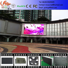 RGX High brightness and well radiating smd outdoor p10 led display