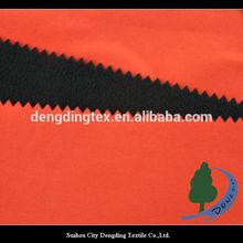 100% polyester 4-way stretch mechanical elastic fabric with Polar Fleece