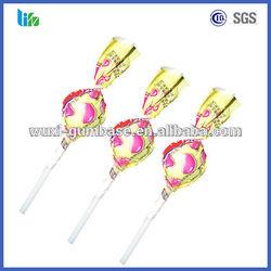 Double Twist lollipop wrapping Machine