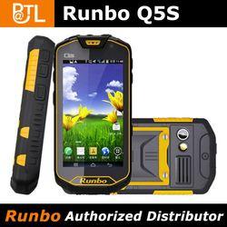 """Runbo Q5S Walkie Talkie 4.5"""" Gorilla 1GB RAM/8GB ROM 8.0MP Camera GPS Quad Core gprs mini mobile phone"""